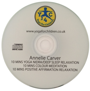 yoga for children cd