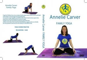 yoga for children dvd