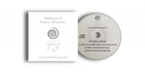 Relaxation CD Yoga Devon Exeter