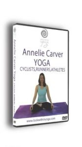 Yoga for Athletes Runners & cyclists DVD