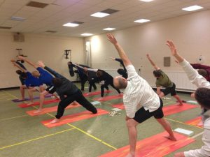 yoga for golfers image